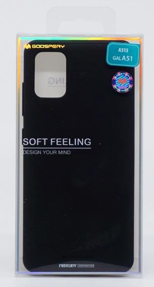 Protector Galaxy A51 Mercury Goospery Soft Feeling