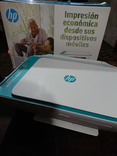 Impresora Hp Deskjet Ink Advantage 2675 Impecable!
