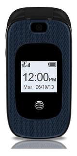 Zte Z222 At & T Flip Teléfono Con Cámara Bluetooth 2.0