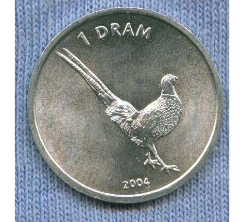 Imagen 1 de 2 de Nagorno Karabakh 1 Dram 2004 * Faisan *