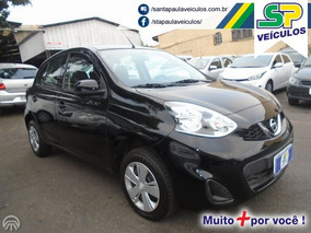 Nissan March New S 1.0 2017 - Santa Paula Veículos