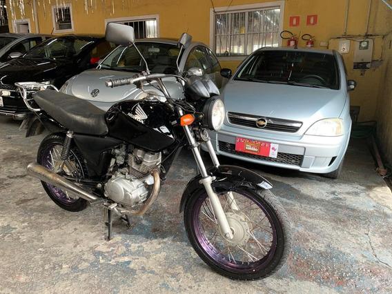 Honda/cg 150 Titan Es 2005 Com Partida