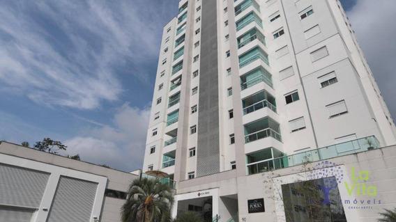 Lindo Apartamento Garden (cobertura Baixa) À Venda Contendo 3 Dormitórios Sendo 1 Suite, Bairro Victor Konder, Blumenau Sc - Ap0751