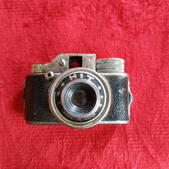 Rara Câmera Hit Espiã Sub-miniatura Década De 50