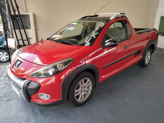 Peugeot Hoggar 2011 1.6 16v Escapade Flex 2p