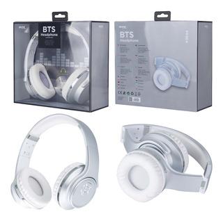 Parlante Auricular Bluetooth Mtk Vincha Celular 2 En 1 Mic