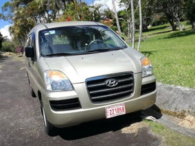 Hyundai H1 / 6 Pasajeros Y Carga