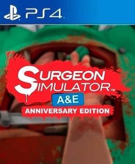 Surgeon Simulator + I Am Bread Ps4 Dgtal Oferta Entrega Ya!