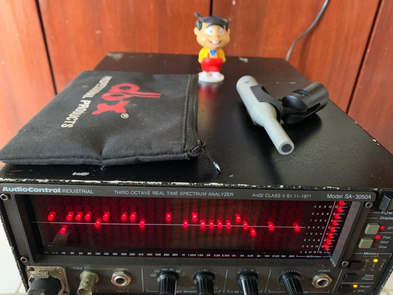 Audiocontrol Ind. Sa3050a Analizadorspectro (110 W)+ Microf.
