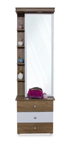 Espejo De Pie Solteron Con Luz / - Unidad a $380000