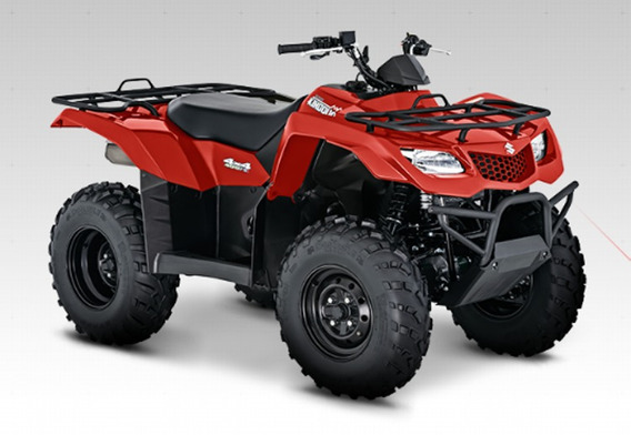 Cuatrimoto Suzuki Kingquad 400 Nueva 2020