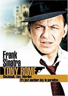 Tony Rome( Hampa Dorada)( Fank Sinatra) Thriller Dvd