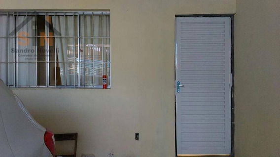 Casa Residencial À Venda, Parque São Miguel, Guarulhos. - Ca0026