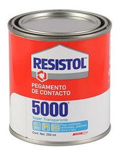 Resistol 5000 Super Transparente 250 Ml