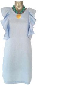 Vestido Dama 100% Lino Envio Gratis !!!