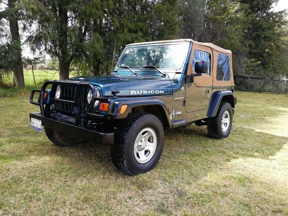 Jeep Wrangler X 6vel Mt 2006