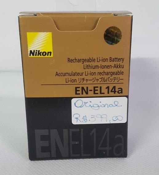 Nikon En El14a Original
