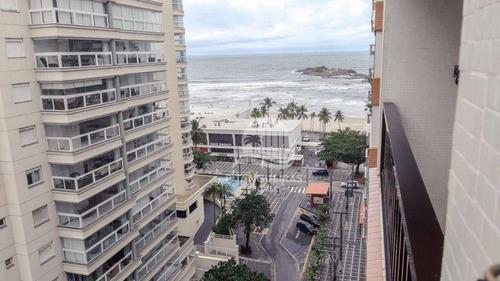 Imagem 1 de 17 de Apartamento Com 2 Dormitórios - 70 M² - Pitangueiras - Guarujá/sp - Ap5724
