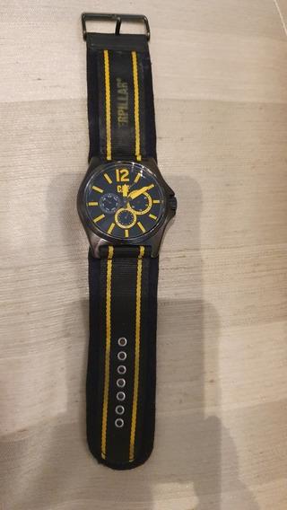 Relógio Caterpillar Quebrado.