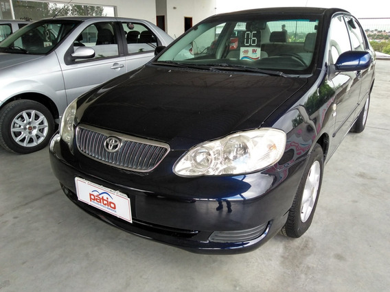 Toyota Corolla 1.8 Xli 16v Gasolina 4p Automático