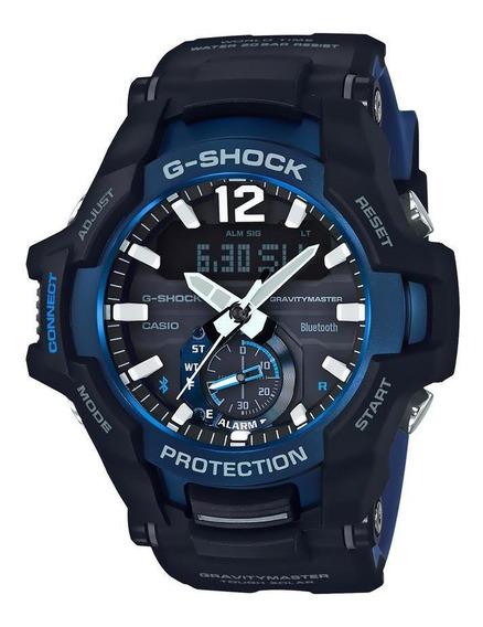 Reloj Casio G-shock Caballero-gr-b100-1a2cr