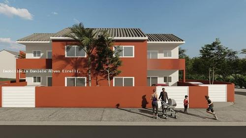 Imagem 1 de 8 de Casa Para Venda Em Queimados, Fanchem, 2 Dormitórios, 1 Banheiro, 1 Vaga - _2-1159519