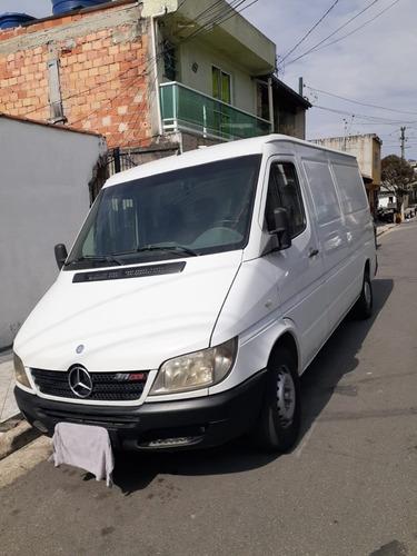 Imagem 1 de 9 de Mercedes-benz Sprinter Furgão 2.2 Cdi 311 Street Longo Teto