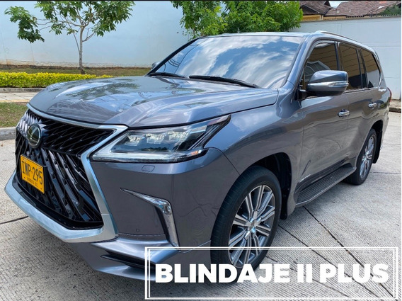 Lexus Lx570 2016 Super Sport Blindaje 2 Plus