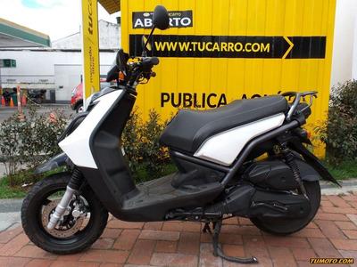 Motos Yamaha Bws 125 At