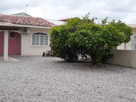 Casa Com 3 Dormitórios À Venda, 60 M² Por R$ 330.000,00 - Ponte Do Imaruim - Palhoça/sc - Ca2473