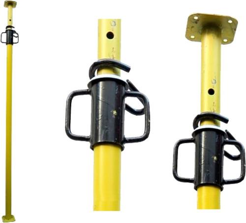 Puntal Metálico Telescópico Extensible 3,60 Mtrs.- Reforzado