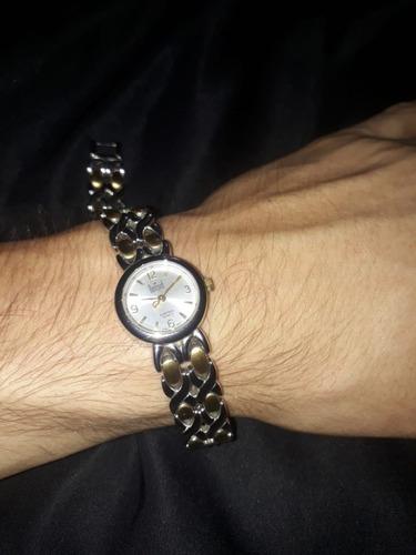 Relógio Feminino Dumont Ds 27128 Original Excelente Estado