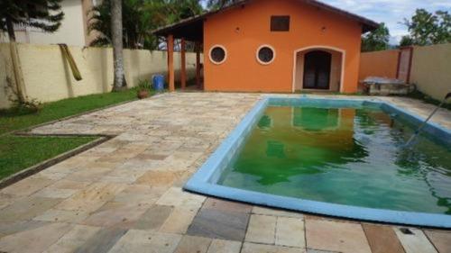 Chácara Com Piscina E 3 Dormitórios Em Itanhaém/sp 6464-pc