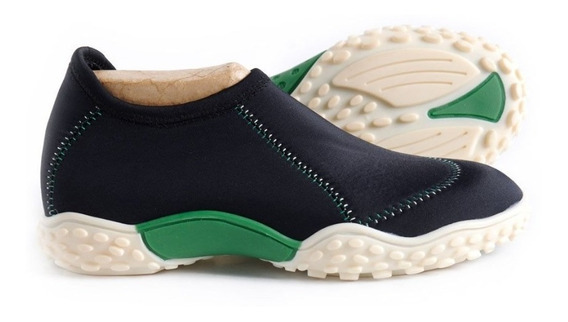Zapatillas Elastizadas Doblele Alfa Hombre Comodas Colores.