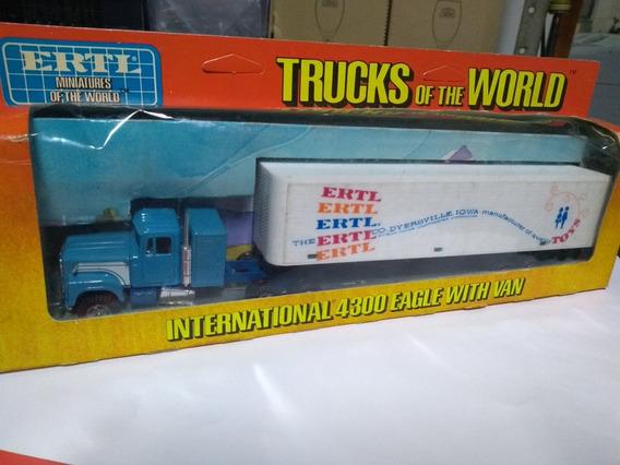 Ertl 1/64 Caminhão International 4300 Raridade