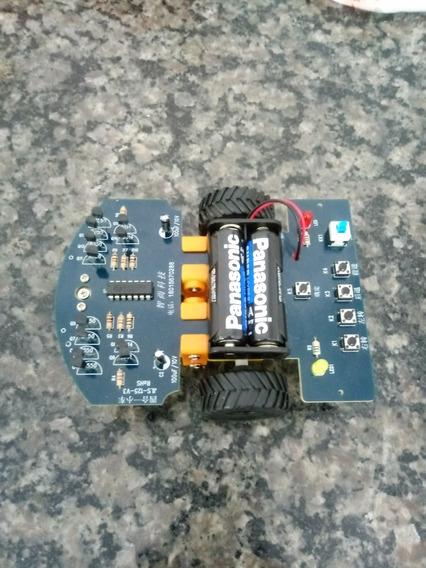 Carrinho Micro Teleguiado Por Instrução