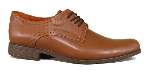 Zapatos Prusiano Suela Darmaz 1545 Cuero Hombre Lujandro