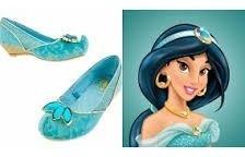 Sapato Jasmine Original Disney Store A Pronta Entrega