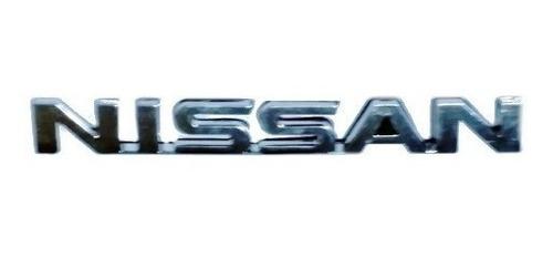 Emblema Letras Nisssan