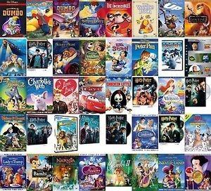 Todas Las Películas Disney Infantiles Animadas Envio Online