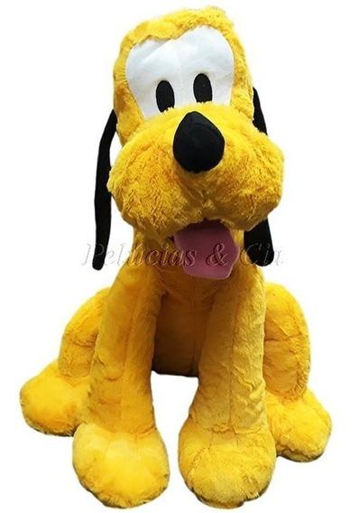 Pelúcia Pluto Sentado G - Long Jump - Promoção