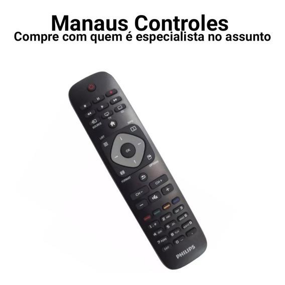 Controle Remoto Original Para Tv Philips Plasma, Lcd E Led
