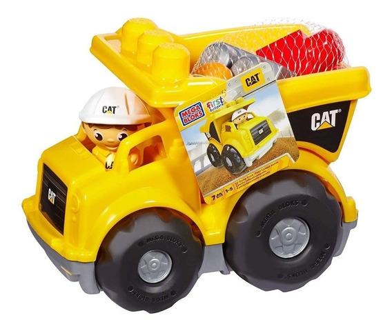 Mega Bloks Cat Construcción Infantil Y Preescolar Para Niño