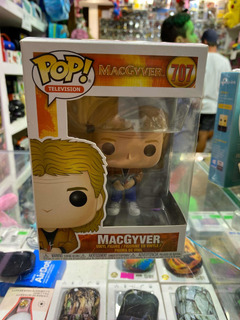 Funko Pop 707 Macgyver