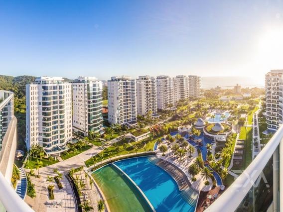 Apartamento No Brava Home Na Praia Brava - 0319