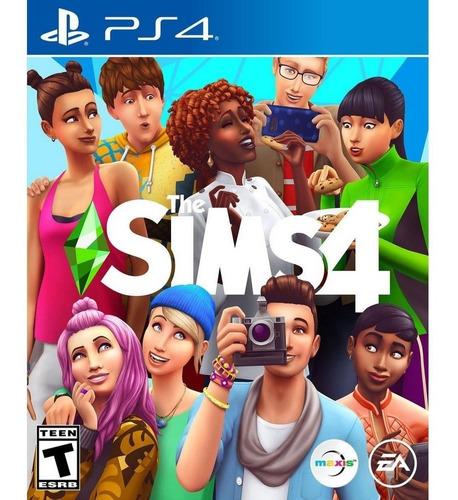 The Sims 4 Ps4 Juga Con Tu Usuario Tenelo Hoy