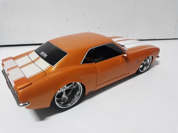 Miniatura Camaro 1967 Hot Custon 1:18