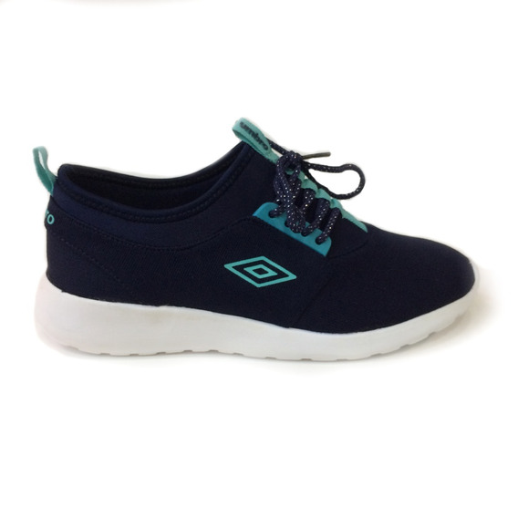 Zapatos Umbro Originales Para Damas - Um16767w - Navy