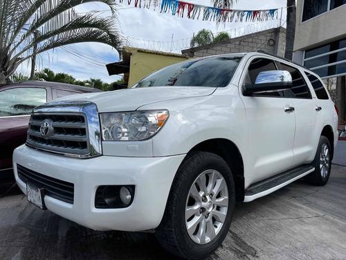 Imagen 1 de 11 de Toyota Sequoia 2012 5.7 Platinum Mt