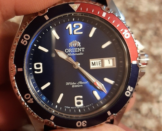 Reloj Orient Mako 2 Nuevo